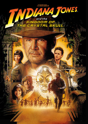 Indiana Jones/Kingdom of the Crystal Skull