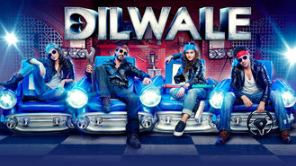 Netflix box art for Dilwale