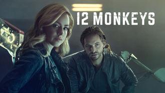 Netflix box art for 12 Monkeys - Season 1