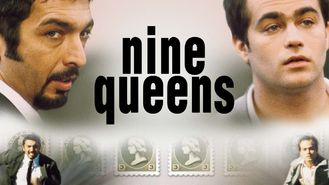 Netflix box art for Nine Queens