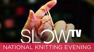 Netflix box art for Slow TV: National Knitting Evening