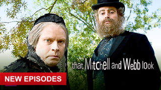 Netflix box art for That Mitchell and Webb Look - Series 4
