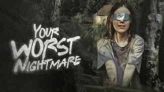 Netflix box art for Your Worst Nightmare - Season 1