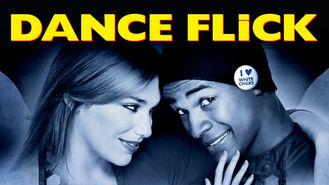 Netflix box art for Dance Flick