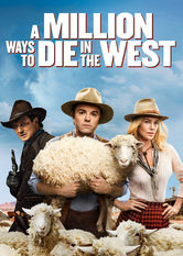 A Million Ways to Die in the West Netflix CL (Chile)
