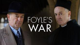 Netflix box art for Foyle's War - Series 1