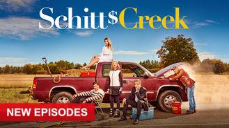 Netflix box art for Schitt's Creek - Season 1
