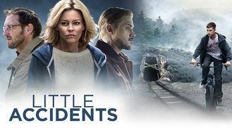 Netflix box art for Little Accidents