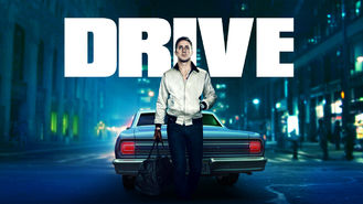 Netflix box art for Drive