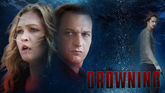 Netflix box art for The Drowning