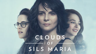 Netflix box art for Clouds of Sils Maria