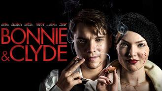 Netflix box art for Bonnie & Clyde