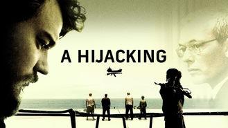 Netflix box art for A Hijacking