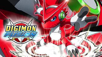 Netflix box art for Digimon Fusion - Season 2