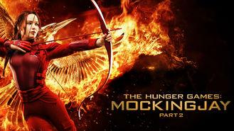 Netflix box art for The Hunger Games: Mockingjay - Part 2