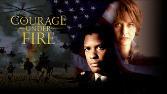 Netflix box art for Courage Under Fire