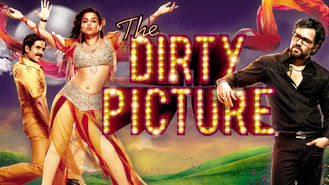 Netflix box art for The Dirty Picture