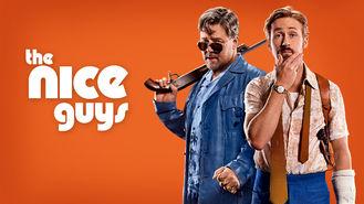 Netflix box art for The Nice Guys