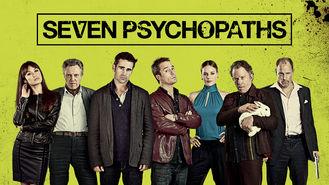 Netflix box art for Seven Psychopaths