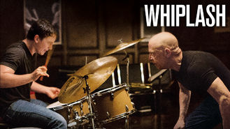 Is Whiplash on Netflix?