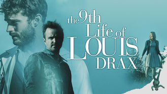 Netflix box art for The 9th Life of Louis Drax