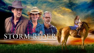 Netflix box art for Storm Rider
