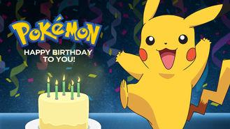 Netflix box art for Pokémon: Happy Birthday to You!