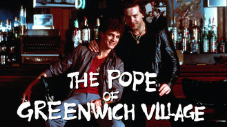 The Pope of Greenwich Village (1984) on Netflix in the Netherlands