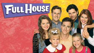 Netflix box art for Full House - Season 1