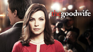 Netflix box art for The Good Wife - Season 7