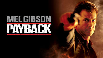Is Payback on Netflix?