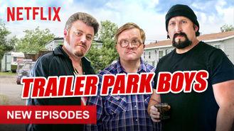 Netflix box art for Trailer Park Boys - Season 11