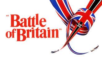 Netflix box art for Battle of Britain