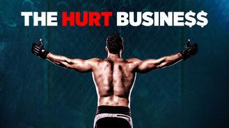 Netflix box art for The Hurt Business