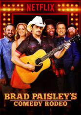 Brad Paisley's Comedy Rodeo Netflix ZA (South Africa)