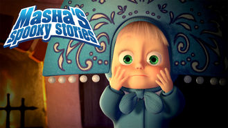 Netflix box art for Masha's Spooky Stories - Season 1