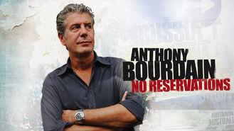 Netflix box art for Anthony Bourdain: No Reservations - Season 7