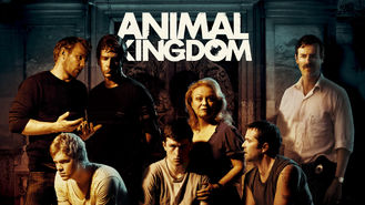 Netflix box art for Animal Kingdom