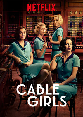 Cable Girls - Season 1