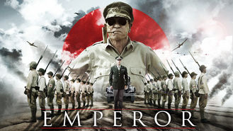 Netflix box art for Emperor