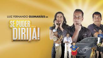 Netflix box art for Se Puder... Dirija!