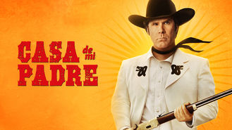 Netflix box art for Casa de mi Padre