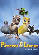 Free Birds: Flying Adventures Netflix BR (Brazil)