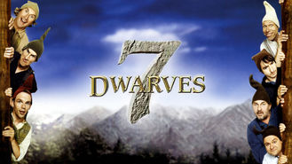 Netflix box art for 7 Dwarves