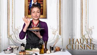 Netflix box art for Haute Cuisine