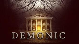 Netflix box art for Demonic