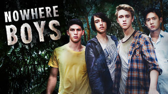 Netflix box art for Nowhere Boys - Season 1
