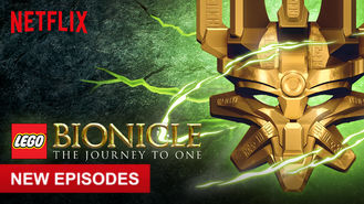 Netflix Box Art for LEGO Bionicle: The Journey to One - Season 2