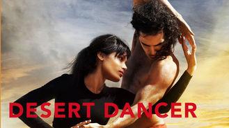Netflix box art for Desert Dancer