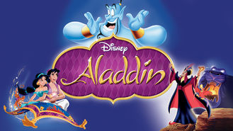 Is Aladdin on Netflix?